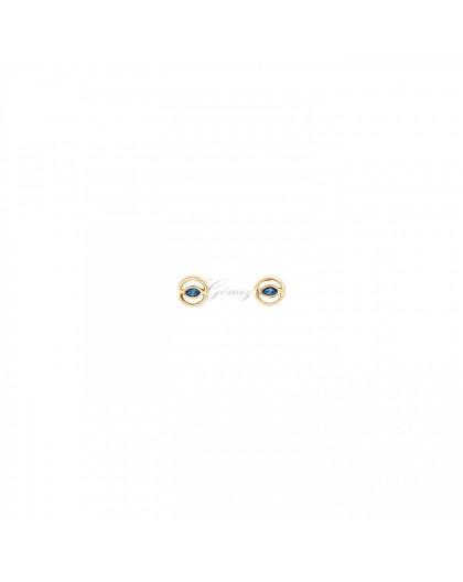 Pendientes Uno de 50 Pop Eye Ref. PEN0646AZUORO0U