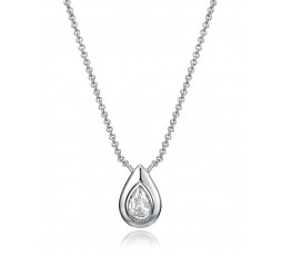 Collar de plata Viceroy Jewels con circonita Ref. 71014C000-38