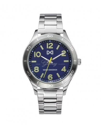Reloj de caballero Mark Maddox acero Ref. HM7135-34