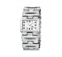 Reloj de señora Lotus de acero Ref. 15473/D