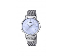 Reloj de señora Lotus de acero Ref. 18737/3