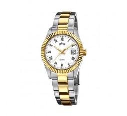 Reloj de señora Lotus bicolor Ref. 15823/1
