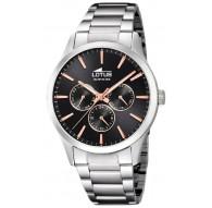Reloj de caballero Lotus acero Ref. 18575/7