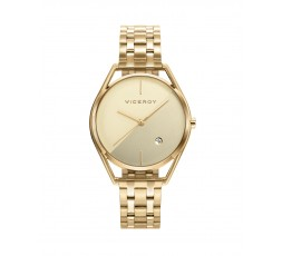 Reloj de señora chapado Viceroy Ref. 42394-97