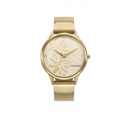 Reloj de señora Viceroy chapado Ref. 461120-97