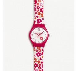 Reloj de Agatha Ruiz de la Prada flores Ref. AGR268
