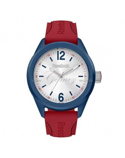 Reloj Reebok de caucho Ref. RF-SDS-G2-PNIR-1N